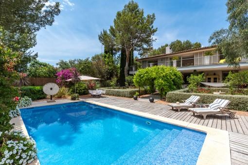 villa in Sol de Mallorca for sale