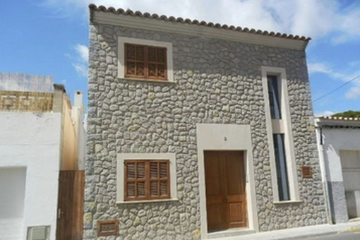 Beautifully renovated house in the centre of Cala Ratjada