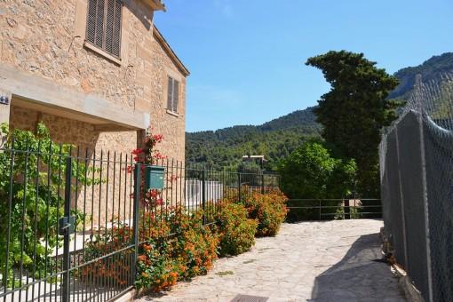 house in Estellencs