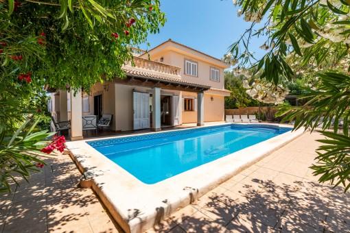 villa in Son Serra de Marina