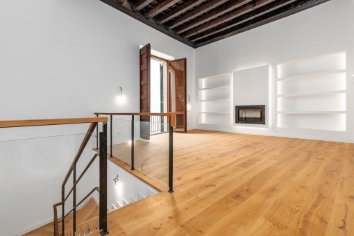 Exclusive apartment in a manor house dating from 1810 in Palma's old town