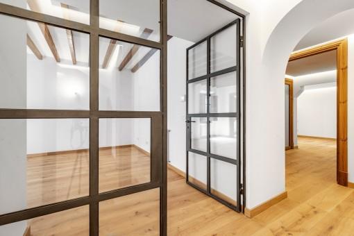 Wonderfully renovated rooms