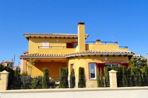 house in Cala Murada